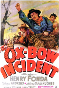 The Ox-Bow Incident Poster 1