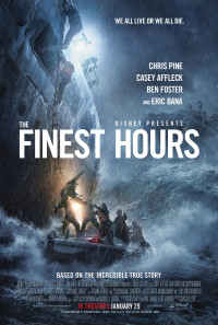 The Finest Hours Poster 1