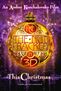 The Nutcracker in 3D Poster 1
