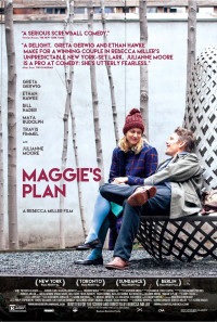 Maggie's Plan Poster 1
