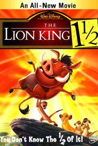 The Lion King 1 1/2 Poster 1