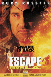 Escape from L.A. Poster 1