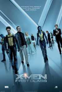X-Men: First Class Poster 1