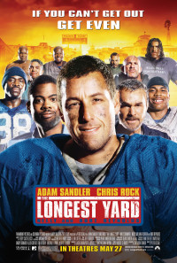 The Longest Yard Poster 1