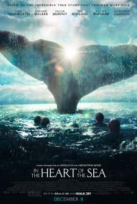 In the Heart of the Sea Poster 1