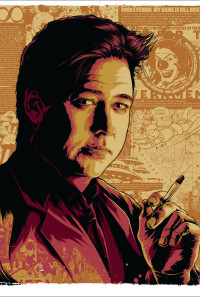 American: The Bill Hicks Story Poster 1