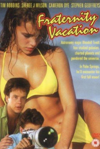 Fraternity Vacation Poster 1
