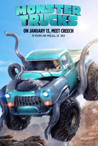 Monster Trucks Poster 1
