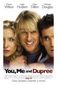You, Me and Dupree Poster 1