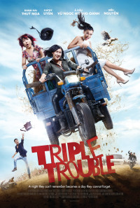 Triple Trouble Poster 1