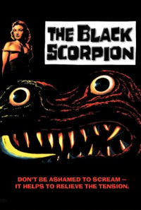 The Black Scorpion Poster 1