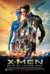 X-Men: Days of Future Past Poster 1