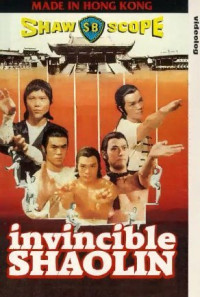 Invincible Shaolin Poster 1