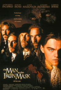The Man in the Iron Mask Poster 1
