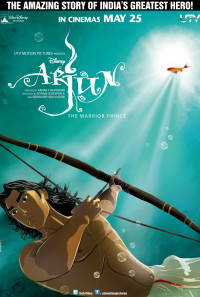 Arjun: The Warrior Prince Poster 1