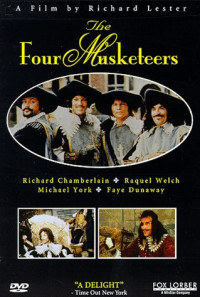 The Four Musketeers: Milady's Revenge Poster 1