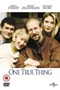 One True Thing Poster 1