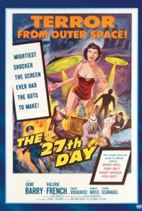 The 27th Day Poster 1