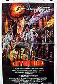 City on Fire Poster 1
