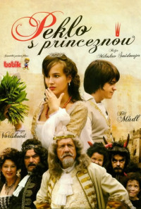 It Is Hell with the Princess Poster 1