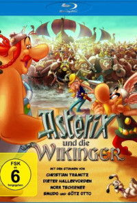 Asterix and the Vikings Poster 1