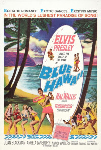 Blue Hawaii Poster 1