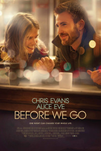 Before We Go Poster 1