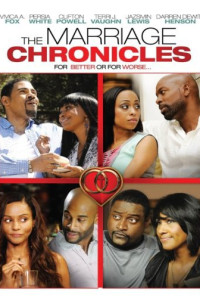 The Marriage Chronicles Poster 1