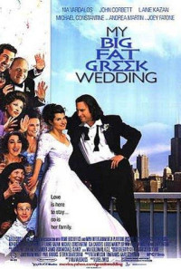 My Big Fat Greek Wedding Poster 1