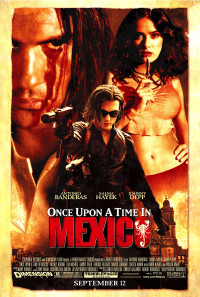 Once Upon a Time in Mexico Poster 1