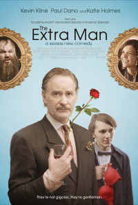 The Extra Man Poster 1