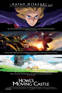 Howl's Moving Castle Poster 1