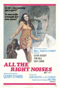 All the Right Noises Poster 1