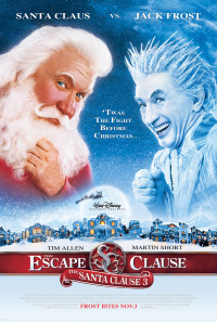 The Santa Clause 3: The Escape Clause Poster 1