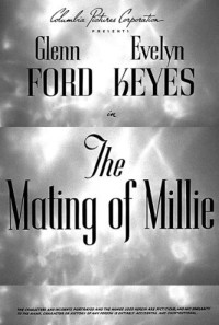 The Mating of Millie Poster 1