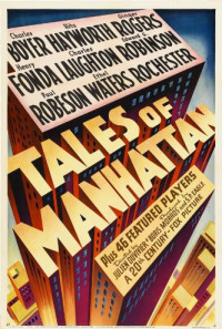 Tales of Manhattan Poster 1