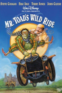 Mr. Toad's Wild Ride Poster 1
