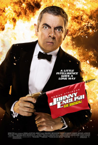 Johnny English Reborn Poster 1