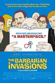 The Barbarian Invasions Poster 1