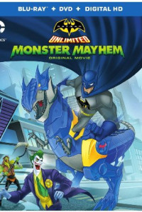 Batman Unlimited: Monster Mayhem Poster 1