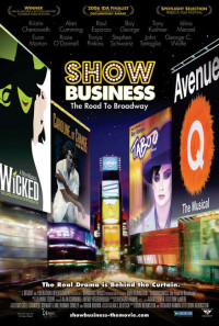 ShowBusiness: The Road to Broadway Poster 1