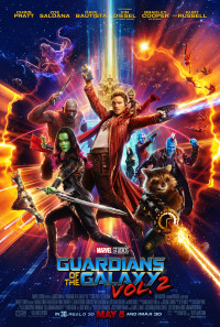 Guardians of the Galaxy Vol. 2 Poster 1
