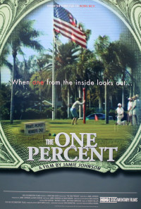 The One Percent Poster 1