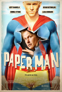 Paper Man Poster 1