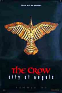 The Crow: City of Angels Poster 1