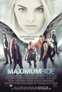 Maximum Ride Poster 1