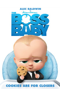 The Boss Baby Poster 1