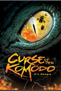 The Curse of the Komodo Poster 1
