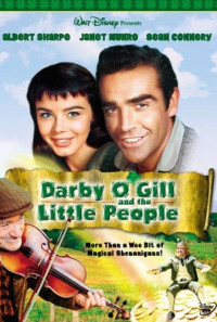Darby O'Gill and the Little People Poster 1