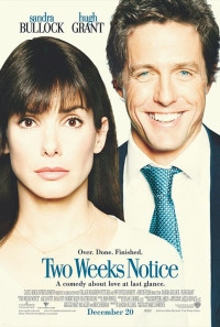 Two Weeks Notice Poster 1